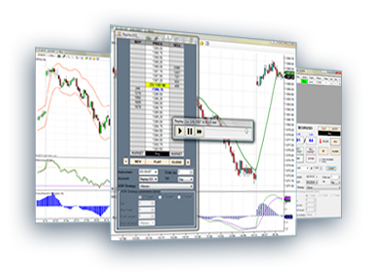Ninjatrader simulator options
