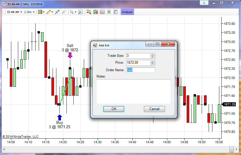 Ninjatrader options backtesting